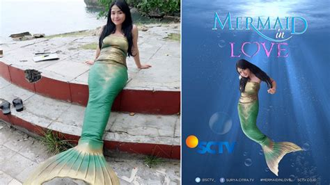 film india di sctv bukti serial amanda manopo dan angga yunanda mermaid in