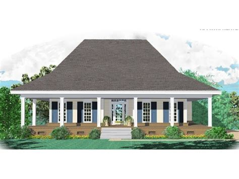 Jeremiah Acadian Home Plan 087d 0989 House Plans And More Small Cajun House Plans