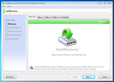 free full version recovery software download for memory card cardrecovery 6 10 build 1210 full version for windows