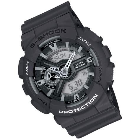 G Shock Ga 110c 1a casio ga 110c 1a g shock analog digital ga 110c 1adr resin gray mens chronospride