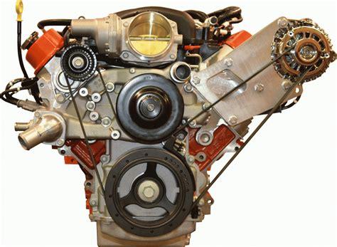 pace performance gmp   ls engine alternator  serpentine drive kit