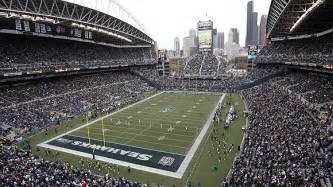 Football Stadium Wall Mural centurylink field seating chart pictures directions and