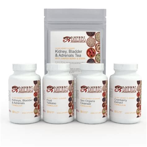 Dherbs Detox Formula by 10 Day Kidney Cleanse 10 Day Kidney Cleanse Dherbs