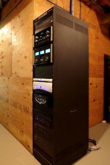 images  audio racks  pinterest media room