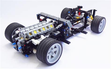 lego technic car lego technic car chassis the lego car