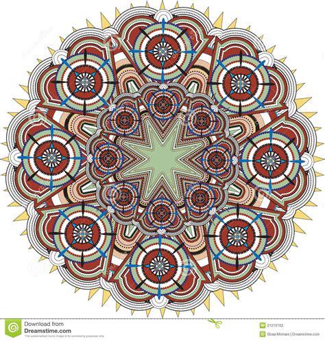 islamic pattern circle vector islamic pattern stock photography image 21210102
