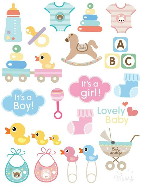 printable images for babies baby baby sticker printable pintables pinterest