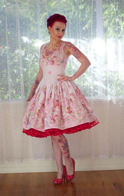 cross dresses hairstyles cross dressing 1950 style 1950 s style amelia fairy dress