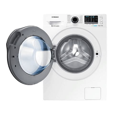 Wd75j5410aw samsung wd75j5410aw 600mm washer dryer combo up to 60