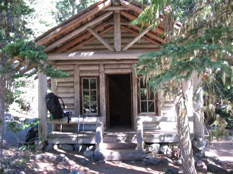 Cabins On The White River by White River Patrol Cabin