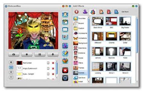 efectos para cam descarga webcammax gratis agrega efectos a tu cam