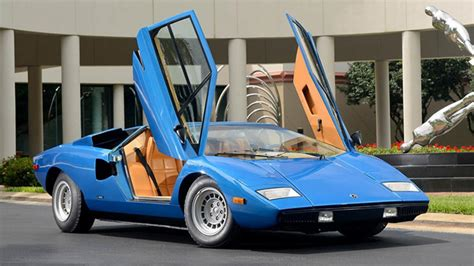 Top Gear Lamborghini Countach This Lambo Countach Just Sold For 163 720 000 Top Gear