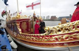 the queen s boat queen s diamond jubilee is the antithesis of the london