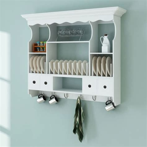 white kitchen wall cabinets white wooden kitchen wall cabinet vidaxl com