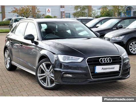 stansted audi used audi a3 cars for sale with pistonheads