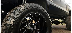 Truck Rims And Mud Tires Wheel And Tire Sets For Trucks Pictures To Pin On