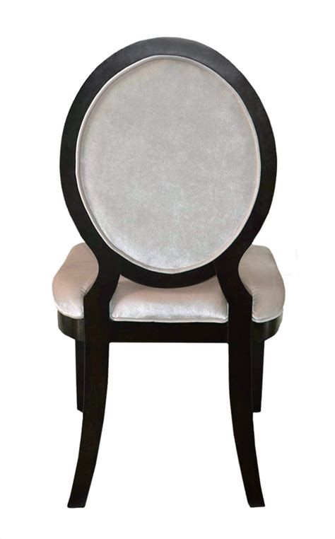 Oval Back Dining Chair Modern Oval Back Dining Chair
