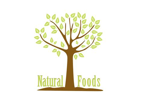 holistic food food and beverage logos