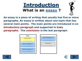 Define Process Essay by Parts Of An Essay
