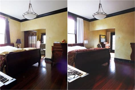 before and after bedrooms a traditional bedroom makeover before and after photos