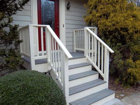 fabulous front house stairs design  ideas  porch