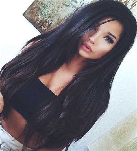 haircuts for long straight dark hair amazing straight hairstyles for women long hairstyles