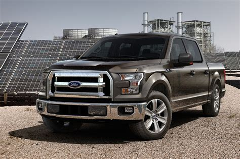 Big Cars With Mpg by All New 2015 Ford F 150 Ignites Mpg War With Big 3