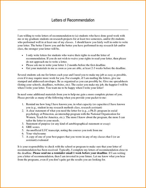 Reference Letter For Poor Student student recommendation letter 11 template for