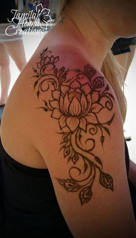 henna tattoo designs collarbone 20 best shoulder mehndi designs for those who to