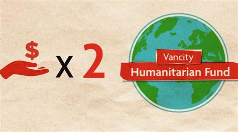 Vancity Visa Gift Card - vancity humanitarian fund