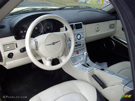 2004 Chrysler Crossfire Interior by 2005 Chrysler Crossfire Limited Roadster Interior Photo