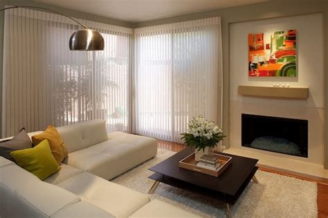 modern blinds for living room adding style to your home with modern window blinds