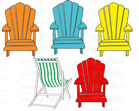 chairs umbrellas clipart 31
