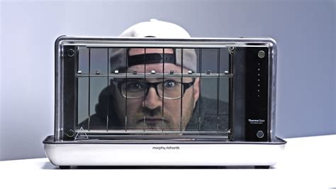 Toaster Mit Glasscheibe by Toasting With Glass