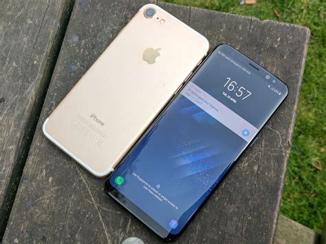 8 To Look Like This by Iphone 7 Vs Galaxy S8 Review Should You Upgrade
