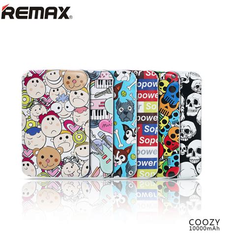 Remax Coozy Saudi Arabia Series Power Bank 10000mah Diskon remax coozy 10000mah power bank series power box external battery for all phone tablet elec