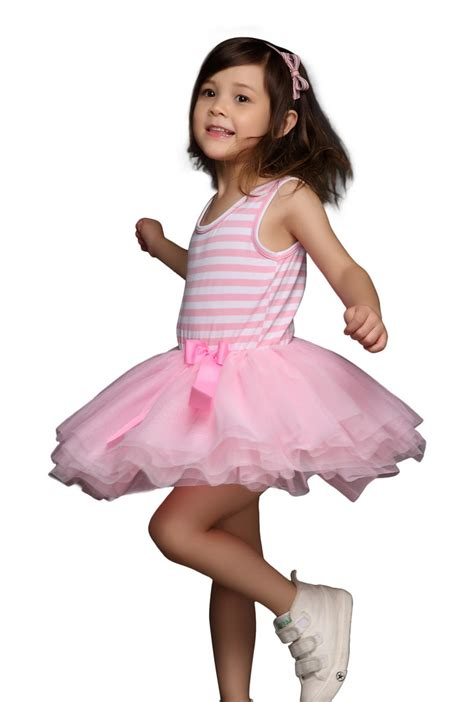 Dress Baby 02 Bunga Pink aliexpress buy new 2016 petti dresses pink striped baby princess dress