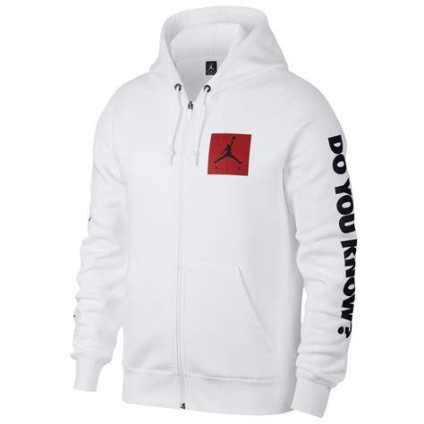 Hoodie Air Exlusiv 1 air 3 free throw line zip hoodie sneakerfits