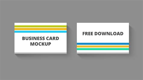 business card presentation template psd business card presentation template psd image collections