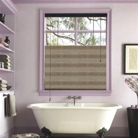 1000 ideas about bathroom window coverings on