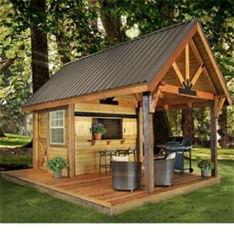 Backyard Cabana Bar Ideas by New Western Backyard Outdoor Cabana Bar Building