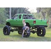 1995 Ford Ranger  All Ter