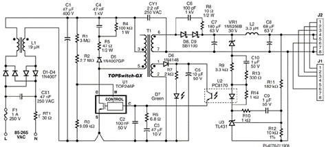 poe circuit diagram simple circuit design tutorial for poe applications edn