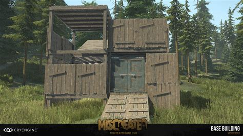Miscreated Patch 23   Base Building And Clans