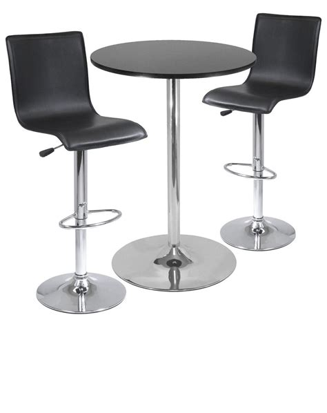 tall bistro table and chairs tall bar tables a space saving dining furniture for small