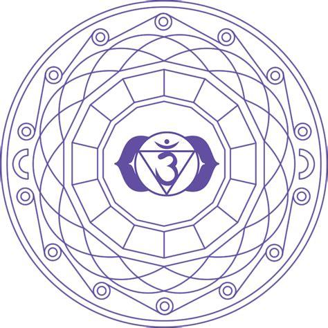 Pin Mandalas Para Vivir Plantillas De Colorear Hawaii Chakra Mandala Coloring Pages