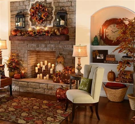 room decor for fall fall decor living room fall decorating