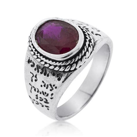 ruby ring ruby rings in sterling silver