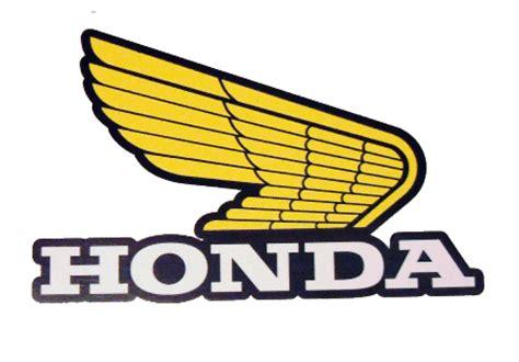 Honda Wings Aufkleber by Honda Motorcycle Wings Motorcycle