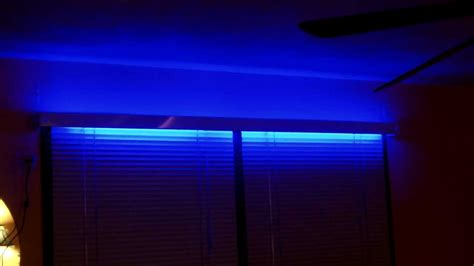bedroom mood lighting